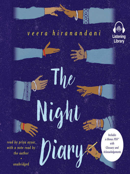 Title details for The Night Diary by Veera Hiranandani - Available